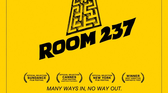 Now Showing: 'Room 237'