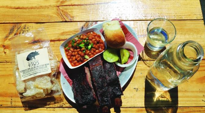 4505 Burgers & BBQ – A Carnivore's Delight