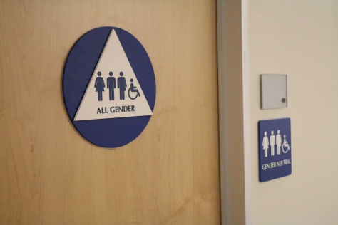 All gender bathrooms