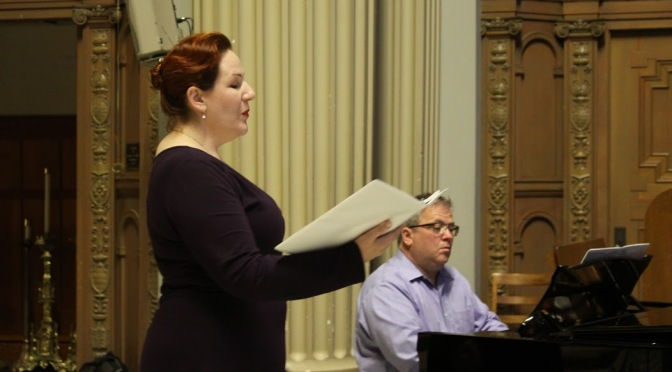 Podcast: Sweet Melodies Planned for Rev. Fitzgerald's Inauguration