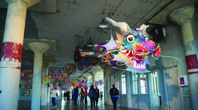 Art and Politics in Prison: Ai Weiwei at Alcatraz