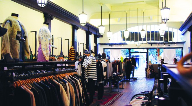 Save While You Shop: San Francisco's Trendiest Thrift Stores