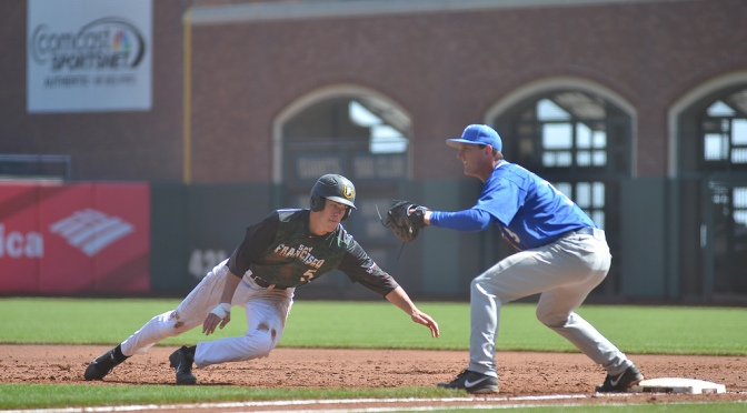 baseball:USF Takes Series at Home