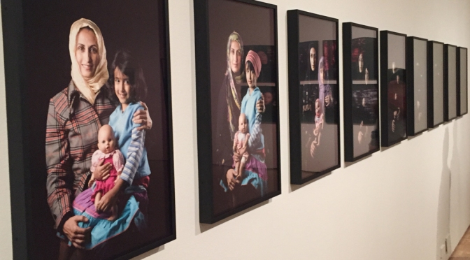 Photographs Echo The Voices Of Middle-Eastern Women