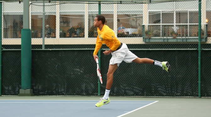 Mens tennis: Dons Advance To Semis, Unable To Overcome Pepperdine