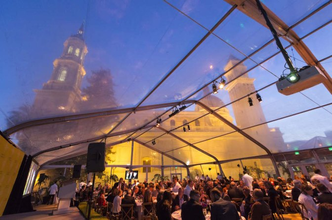 USF Awards $10,000 to Charity Foundation at California Prize Dinner