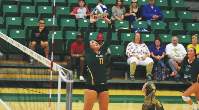 USF Women's Volleyball Team Continues Historic Start to Season After Tournament Victory