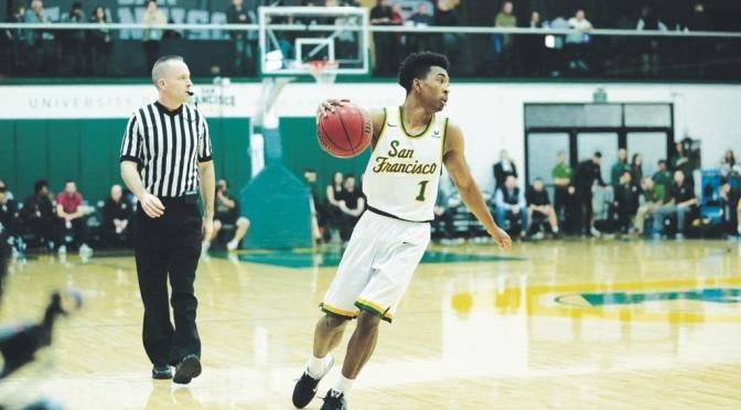Mens Basketball: Dons Fall Short in Quarterfinals