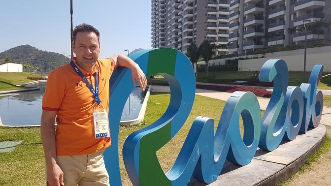 Jürgen Padberg, Sports Manager for 2016 Summer Paralympics